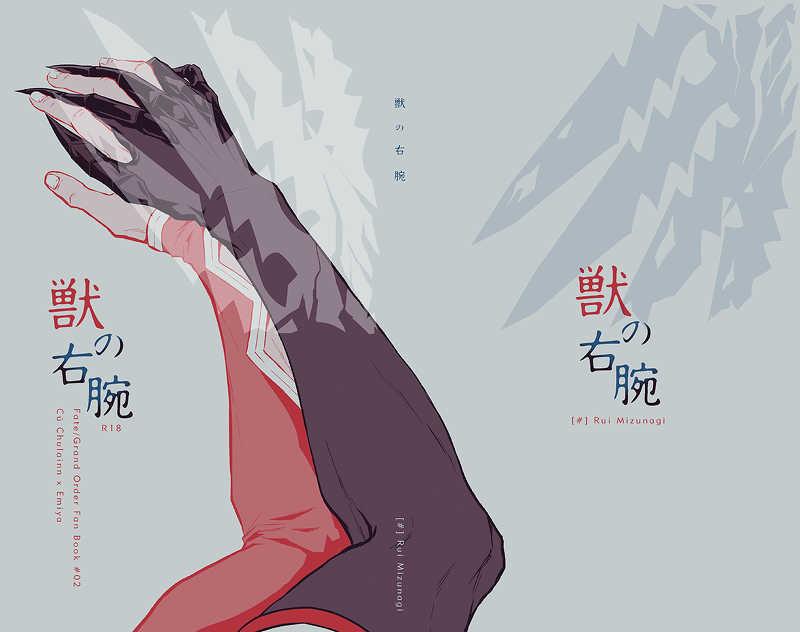 獣の右腕 [♯(水凪泪)] Fate/Grand Order
