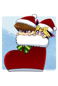 海表クリスマス巾着