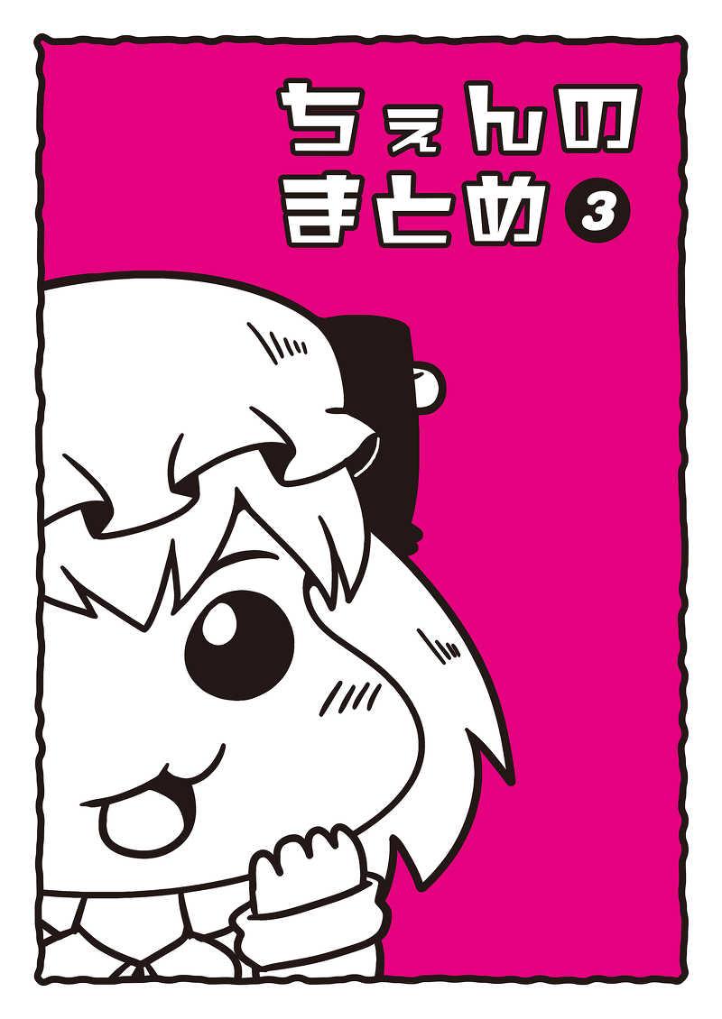 ちぇんのまとめ3