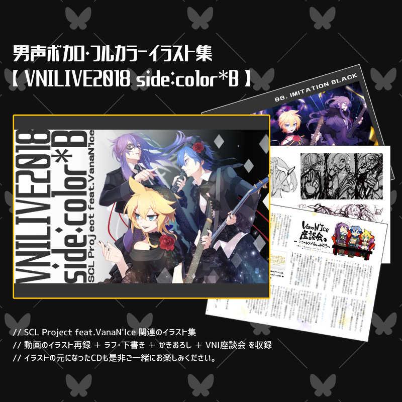 VNI LIVE 2018 side:color*B