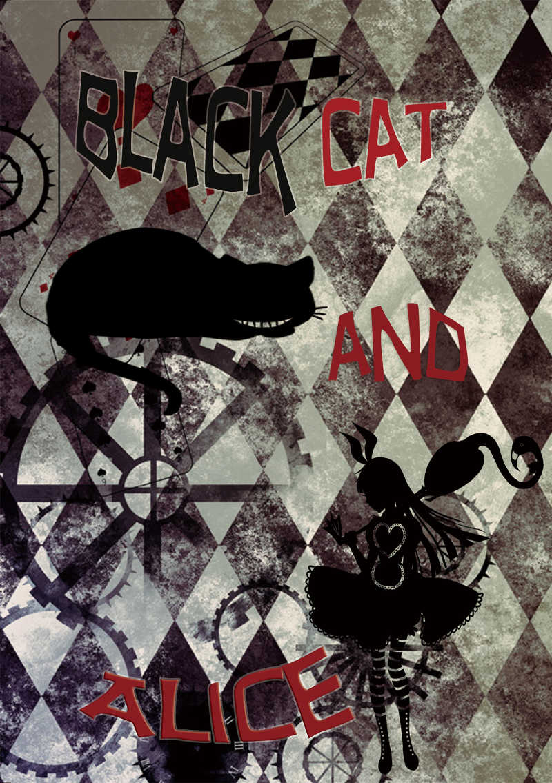 BLAC CAT AND ALICE