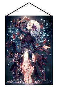 タペストリー第12弾「黒桜」