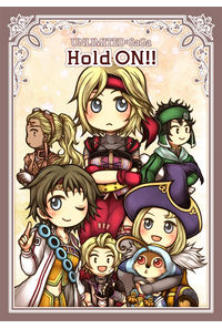 Hold ON!!