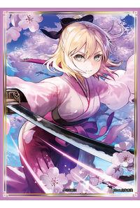 キャラクタースリーブセレクション Fate/Grand Order Vol.49 『沖田総司〔桜〕』