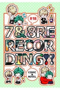 7&8 RERECORDING!!