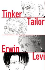 Tinker Tailor Erwin Levi