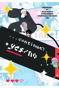 YES CONTINUE