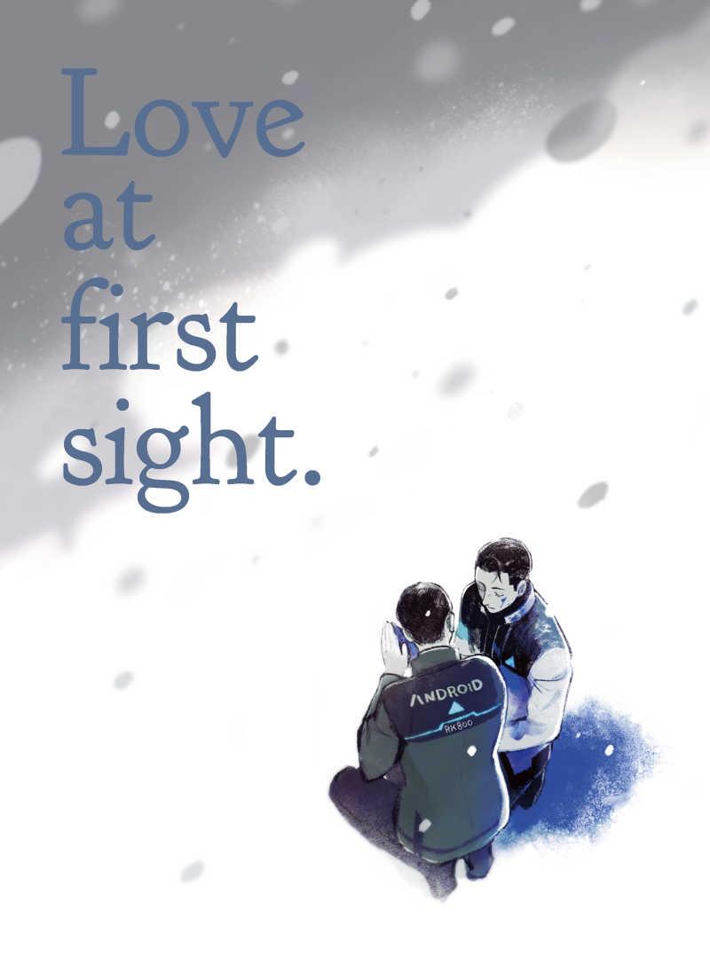 Love at first sight. [壊れもの(陶乃皿)] デトロイト ビカム ヒューマン