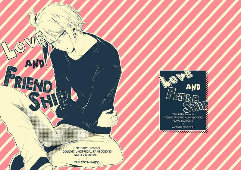 LOVE AND FRIENDSHIP [TINY BABY(風花)] アイドリッシュセブン