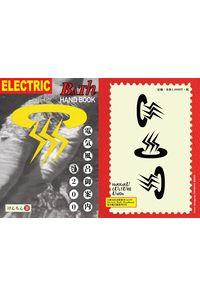 八画文化会館叢書vol.09 Electric Bath Handbook 電気風呂御案内200