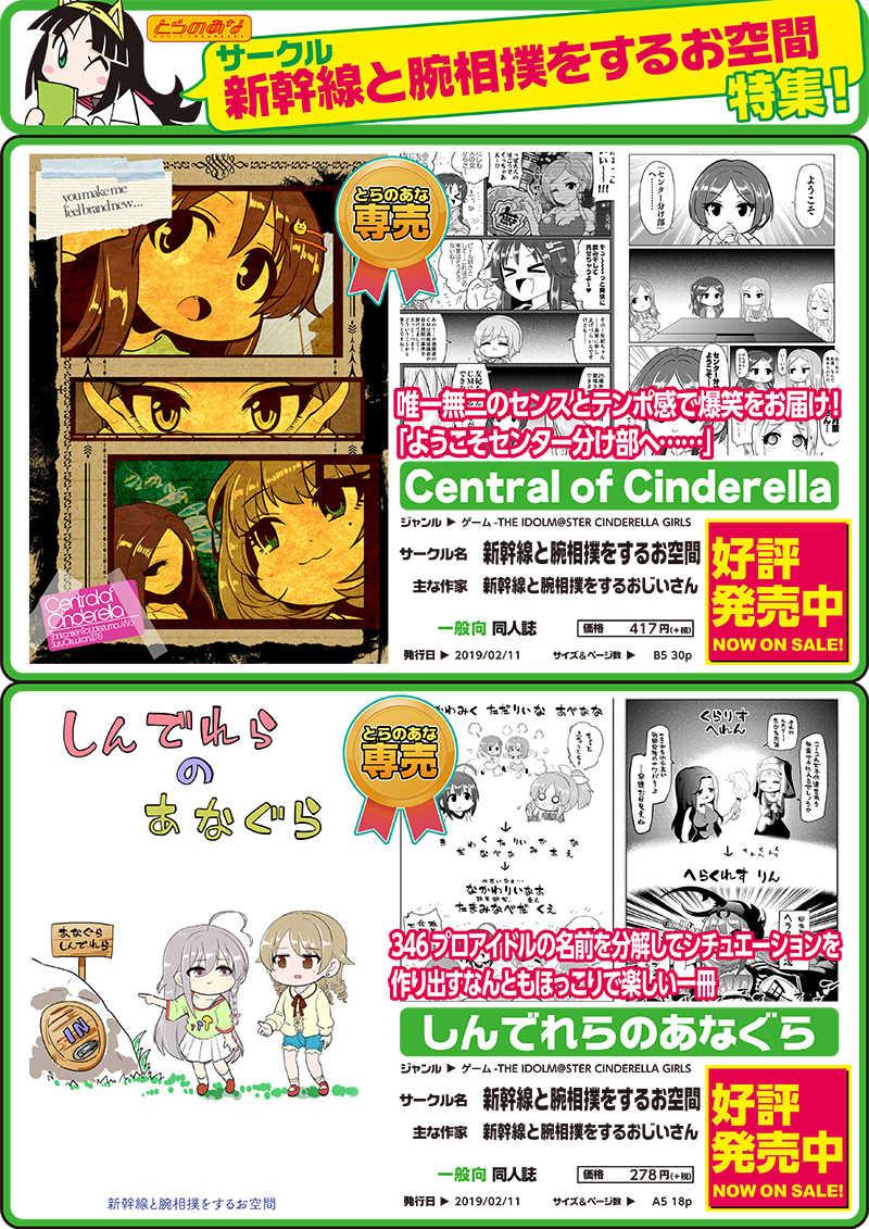 Central of Cinderella