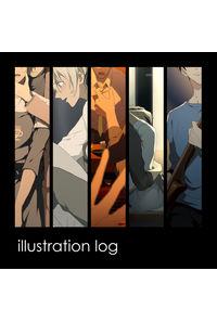 illustration log