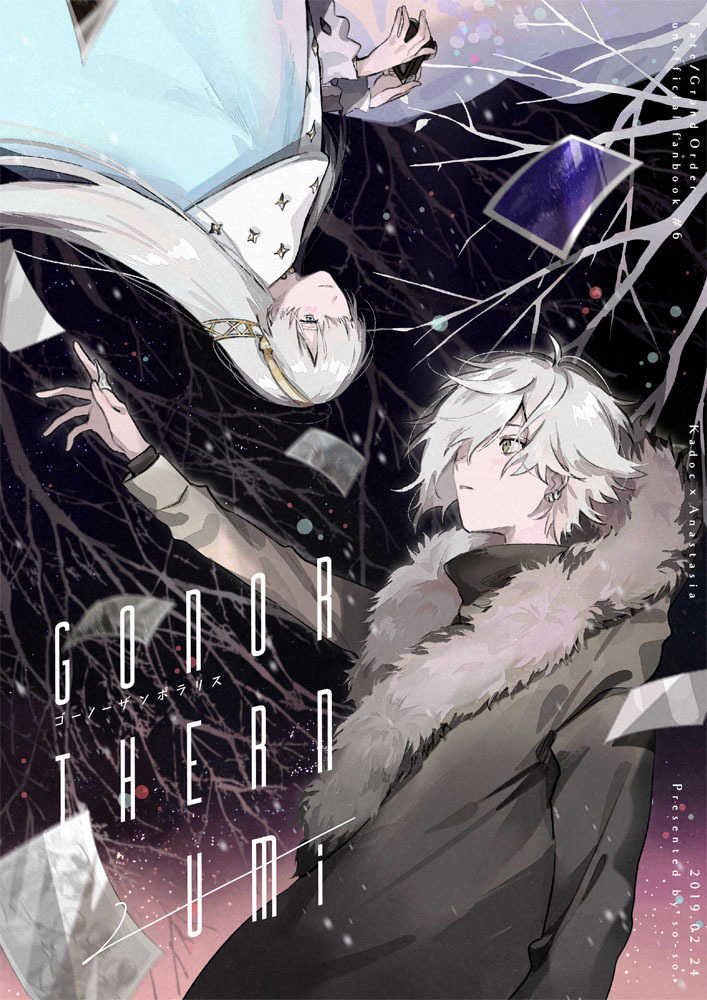 ゴーノーザンポラリス [so-so.(ma)] Fate/Grand Order
