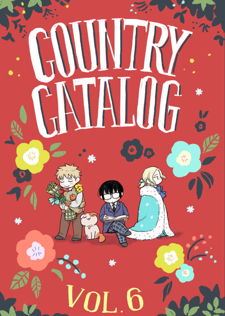 COUNTRY CATALOGvol6