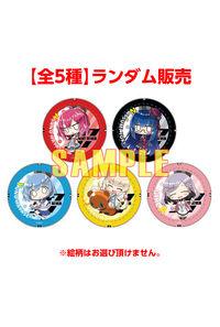 【J7展】缶バッジ1点(ランダム販売 全5種)