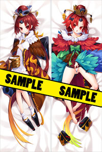 Fate/GrandOrder +紅閻魔 抱き枕カバー最新作【0854】