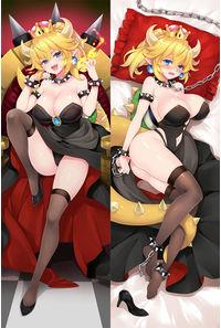 クッパ姫-抱き枕カバー新作【18130】