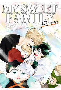 MY SWEET FAMILY February