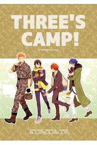 THREE'S CAMP!