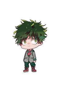 僕のヒーローアカデミヤキーホルダー 【緑谷出久】制服