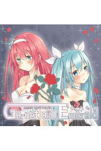 巡音ルカ×初音ミク 百合コンピ「Garnet & Emerald」