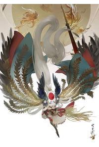 【妖】- 陰陽師 onmyoji fan book