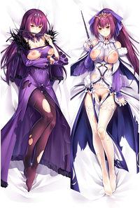 Fate/grand order-R18スカサハ-抱き枕カバー新作【18102R】
