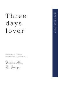 Three days lover