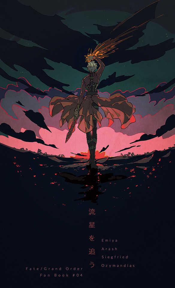 流星を追う [♯(水凪泪)] Fate/Grand Order