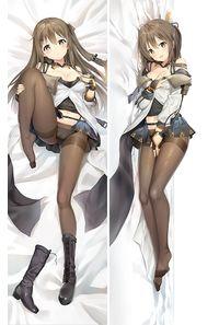 少女前線 ドールズフロントライン K2 抱き枕カバー ドルフロ 添い寝 雨の日アリス=音無空太 jz00070-1