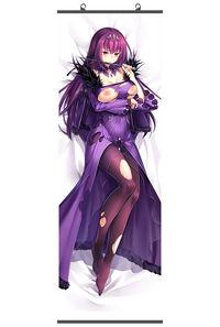 Fate/grand order-スカサハ-タペストリー/掛け軸【18102-A2】