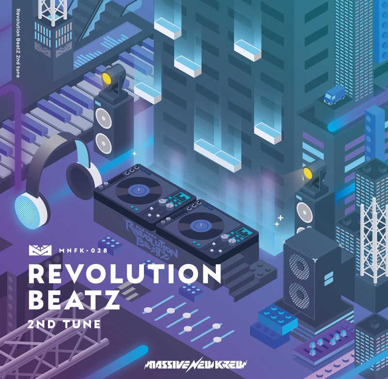 Revolution BeatZ 2nd tune [Massive CircleZ(Massive New Krew)] オリジナル