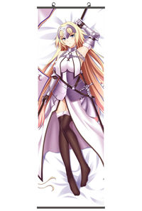 Fate/Grand Order-ジャンヌ- タペストリー/掛け軸 【17057A】