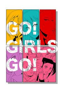 GO! GIRLS GO!