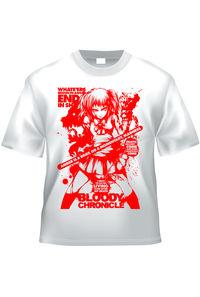 Bloody Chronicle Stage:AA (白赤TシャツXXLサイズ)