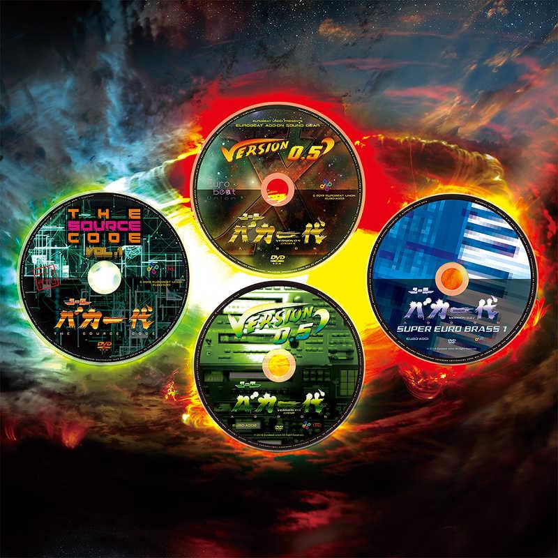 三種の神器 X Plus [Eurobeat Union(DJ Command)] オリジナル