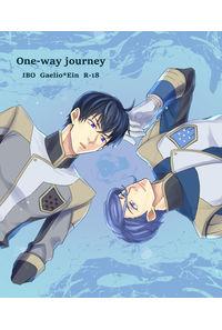 One-way journey