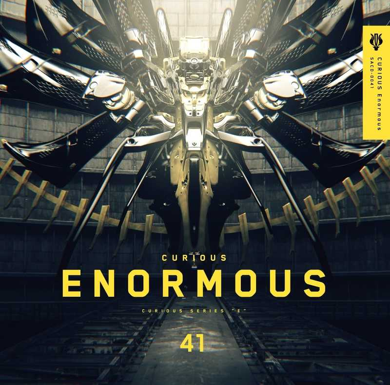 CURIOUS -Enormous- [Sound Ave.(fang)] オリジナル