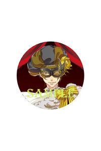 「ラッキードッグ1」10th ART GALLERY スタンド缶バッジキーホルダー仮面ON ジャン