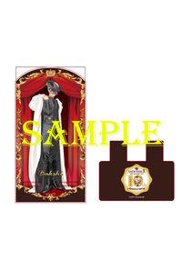 「ラッキードッグ1」10th ART GALLERY アクリルスマホスタンド バクシー(マスカレード)