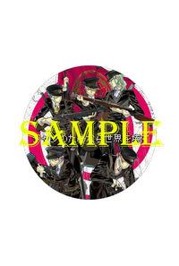 「ラッキードッグ1」10th ART GALLERY BIGスタンド缶バッジ C