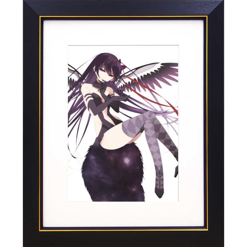 悪魔ほむらキャラファイングラフB5 [misteor(mio)] 魔法少女まどかマギカ