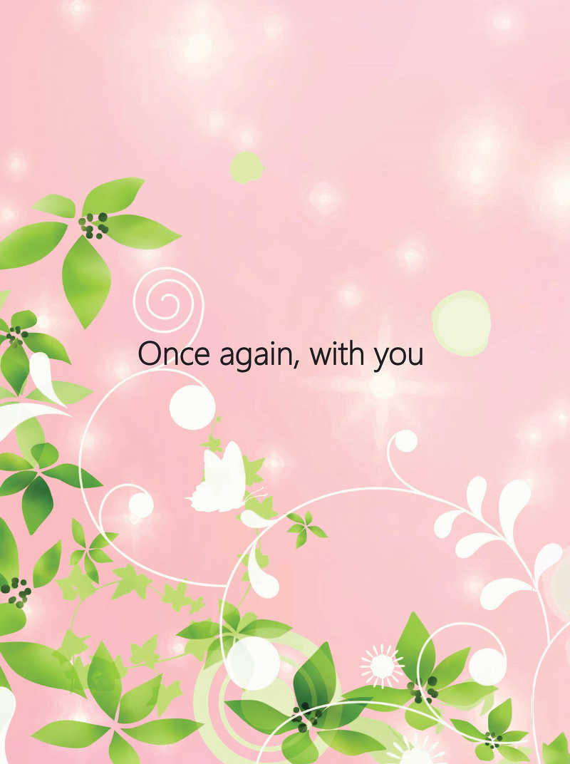 Once again,with you [HEHEHEY!(aria)] テイルズシリーズ