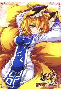 狐色 祭り色十三尾。