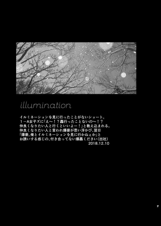 出社記録 ~光の爆轟編~