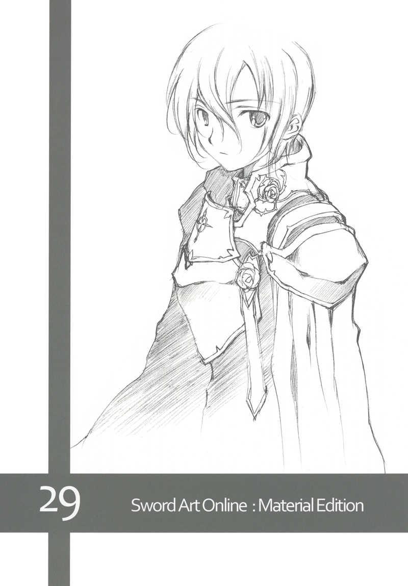 ソードアート・オンライン・マテリアル・エディション29