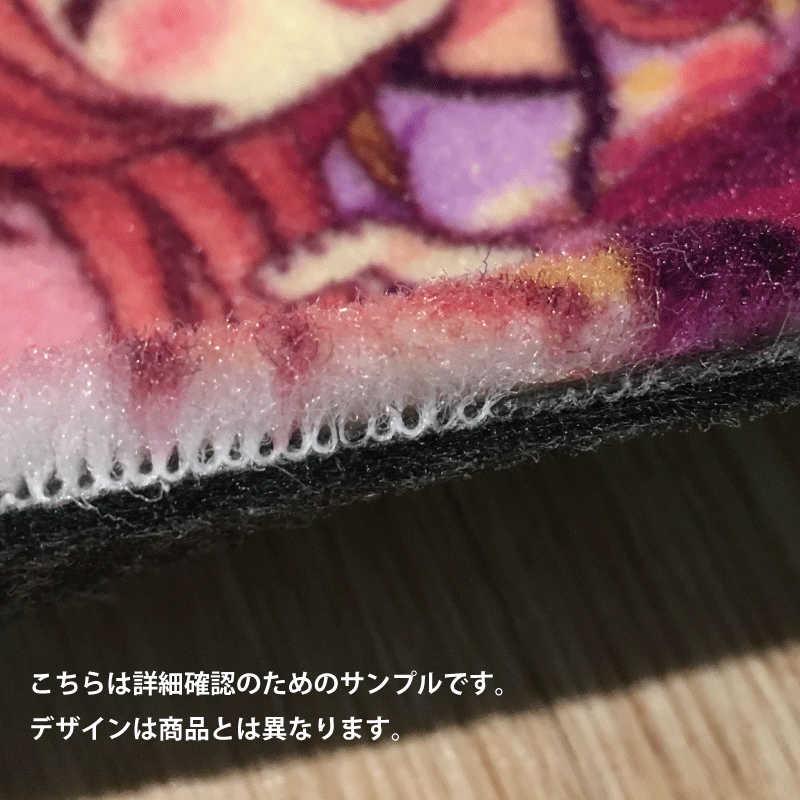 【とらのあなクラフト】伊島ユウ C95イラストインテリアマット(18禁)