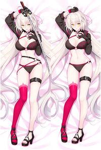 Fate/Grand Order-ジャンヌ(オルタ水着姿) 抱き枕カバー新作【18103-1】