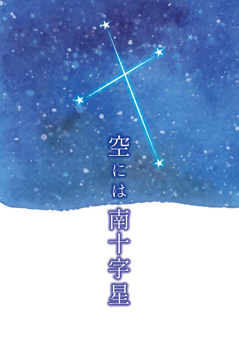 空には南十字星
