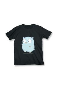 Gopherくん Tシャツ(Mサイズ)